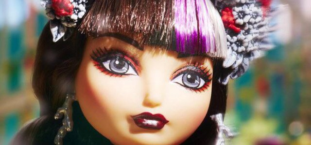Дочь Красной Шапочки и Волка-оборотня Сериз