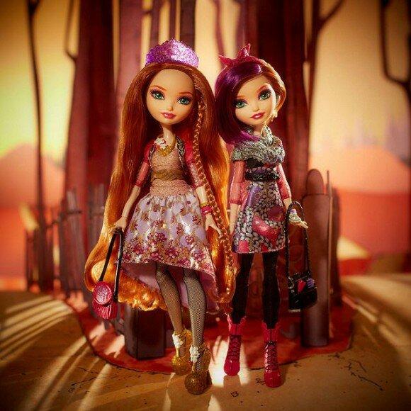 Базовые куклы Холли и Поппи Охейр картинка