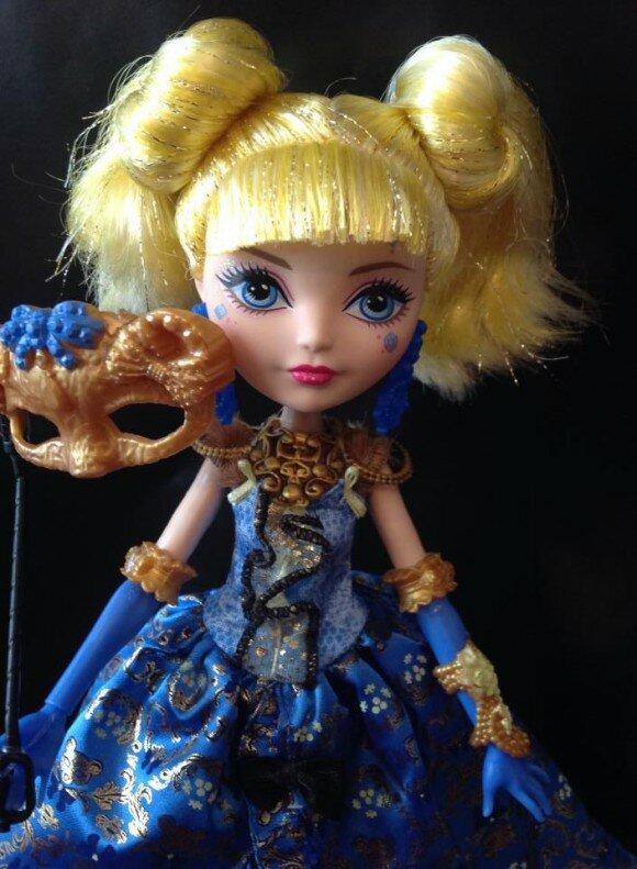 Блонди Локс фото