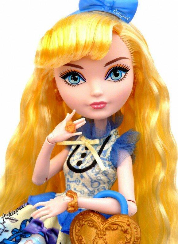 Блонди Локс фото куклы