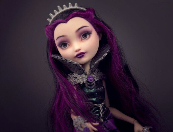 Рейвен квин фото куклы