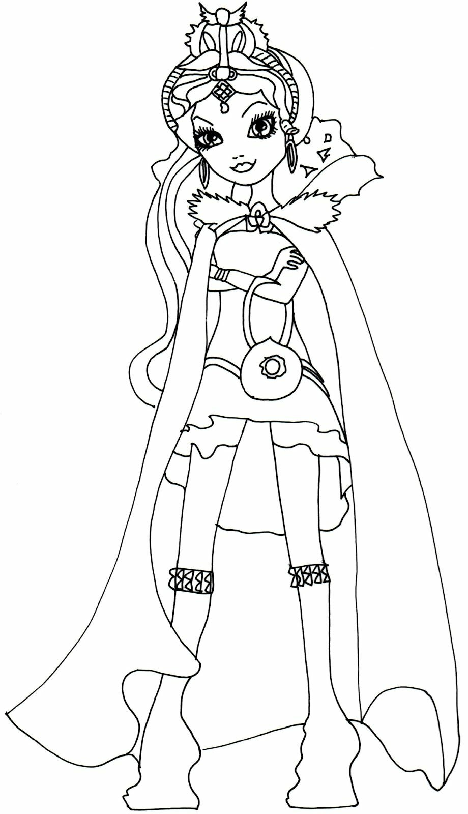 Liv And Maddie Coloring Pages