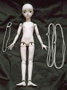 кукла бжд фото