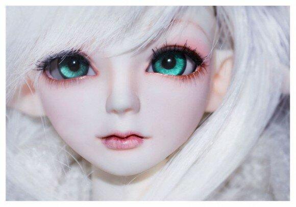 Фот куклы бжд