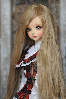 фото красивой бжд куклы