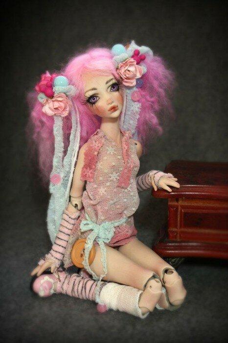 фото bjd куклы