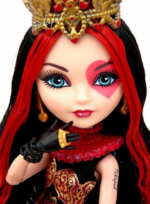 Лиззи Хартс картинка куклы