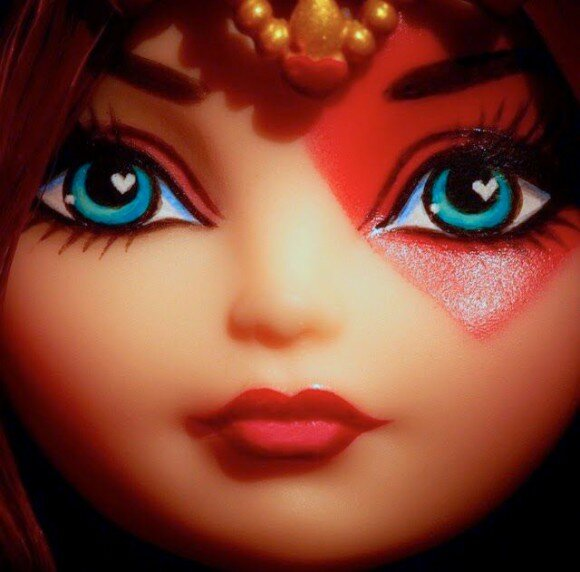 кукла Лиззи Хартс фото
