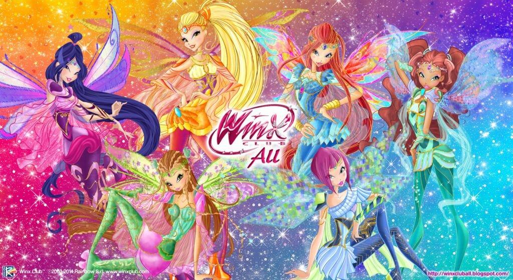 Мультики winx