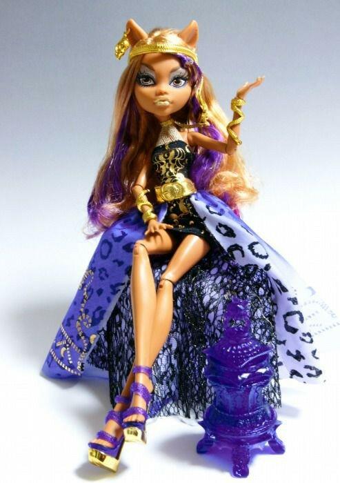 13 желаний клодин вульф кукла