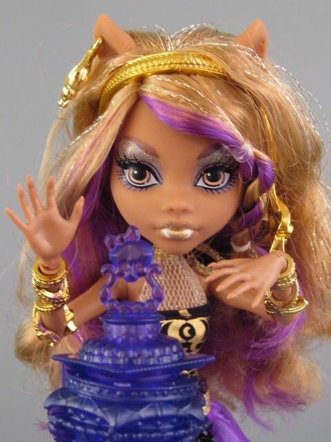 13 желаний клодин вульф кукла2