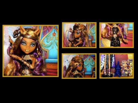 13 желаний клодин вульф кукла3