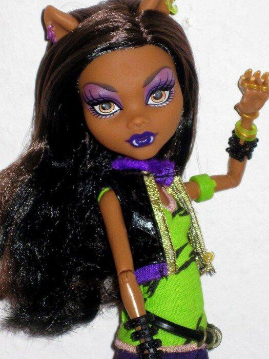 клодин вульф я люблю моду кукла2