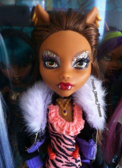 базовая кукла клодин вульф3