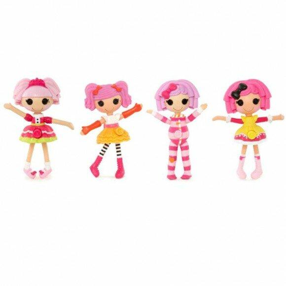 веселые нотки куклы лалалупси