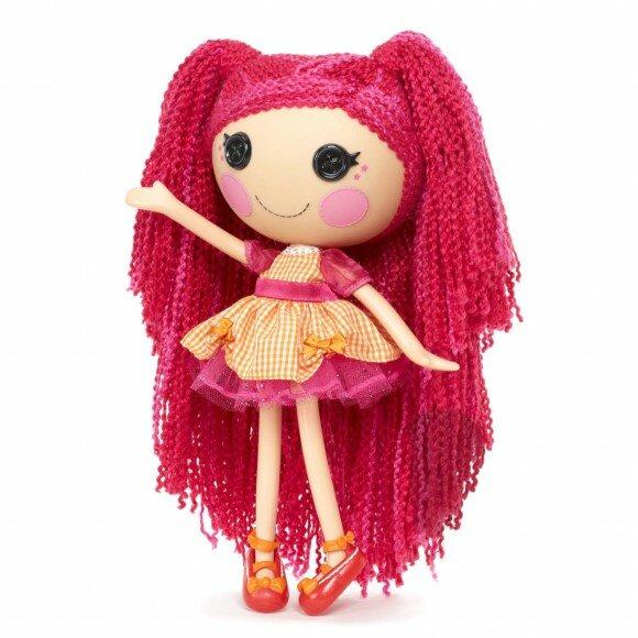 волосы нити лалалупси кукла