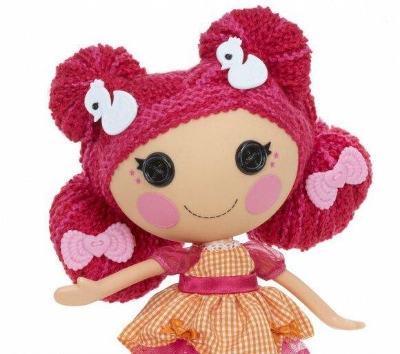 волосы нити лалалупси кукла2