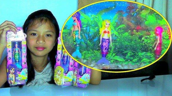 мои волшебные русалки куклы5