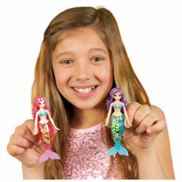 мои волшебные русалки куклы6
