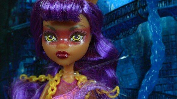 призрачные кукла Клодин Вульф