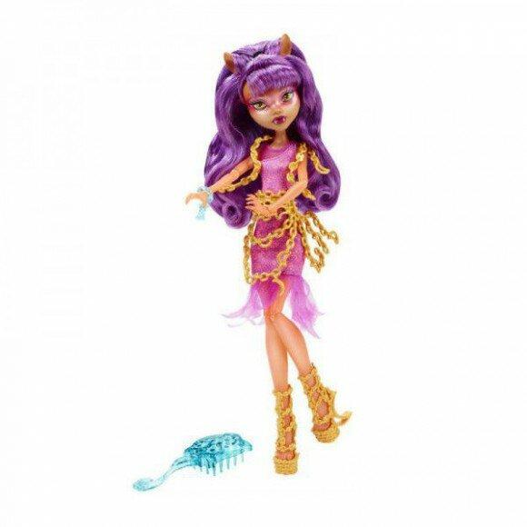 призрачные кукла Клодин Вульф2