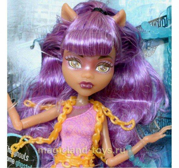 призрачные кукла Клодин Вульф3