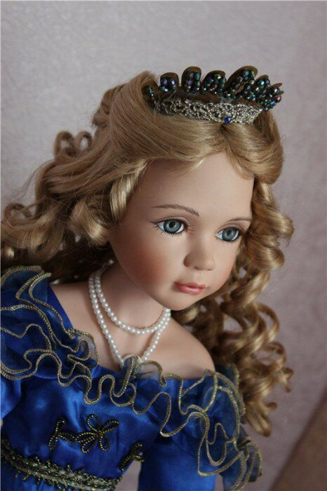 куклы из холодного фарфора14