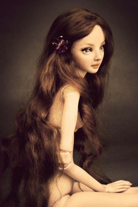куклы из холодного фарфора16