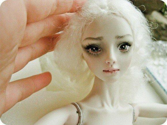 куклы из холодного фарфора17