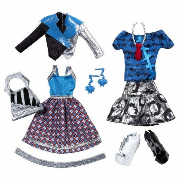 френки штейн стиль одежды