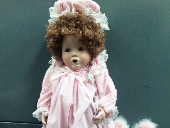 фарфоровая кукла фото11