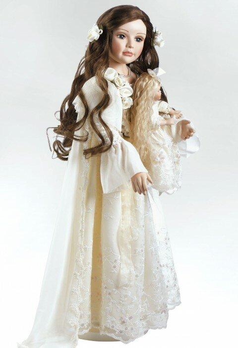 куклы из холодного фарфора3