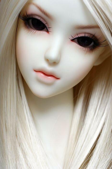 куклы из холодного фарфора7