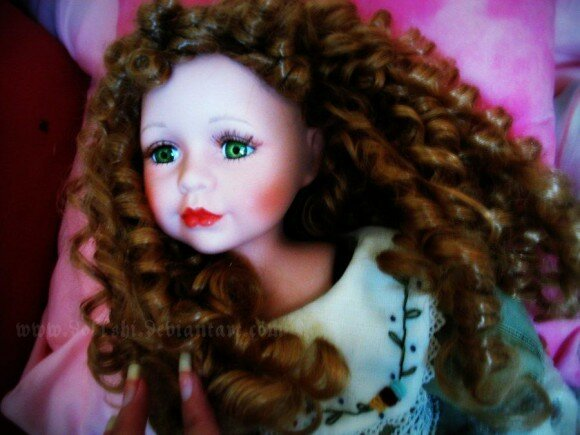куклы из холодного фарфора8