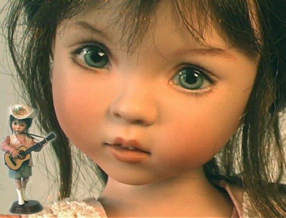 куклы из холодного фарфора9