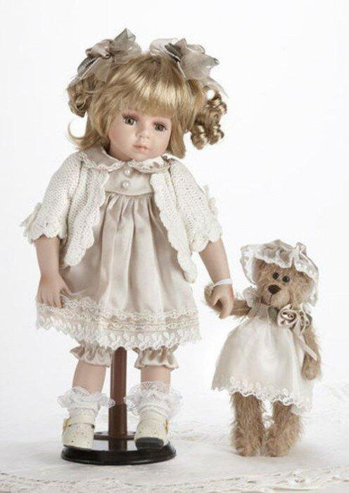 фарфоровая кукла фото4