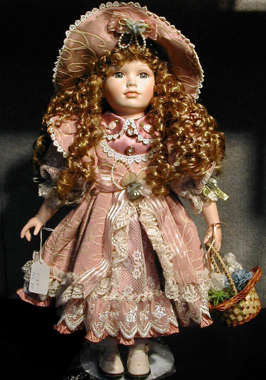 куклы фарфоровые красивые фото