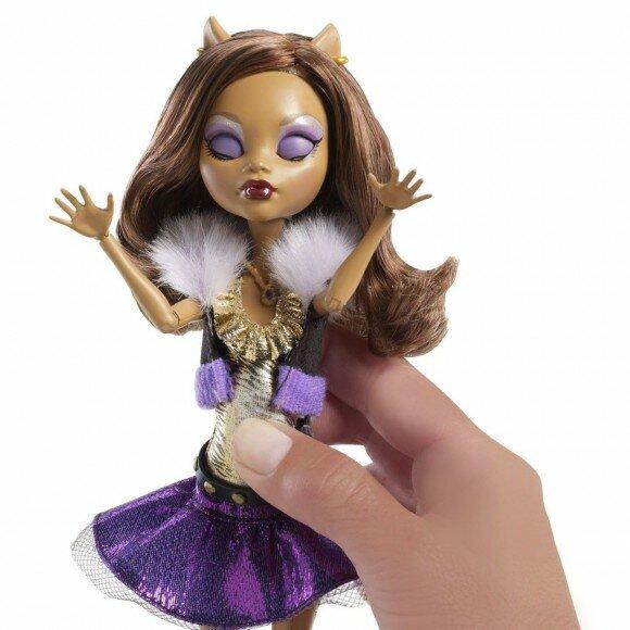 она живая кукла клодин вульф2