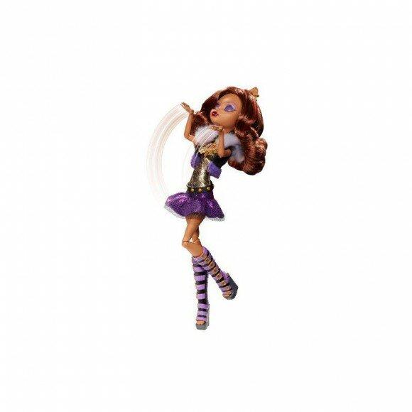 она живая кукла клодин вульф3