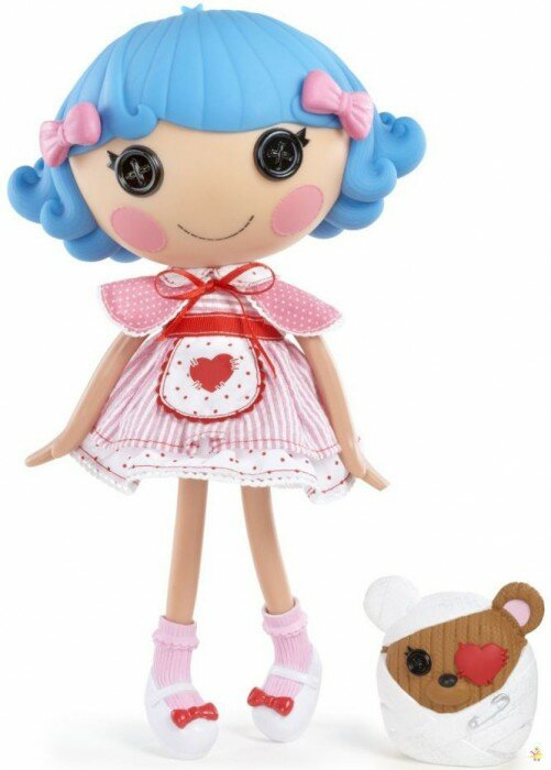 Доброе сердечко лалалупси кукла2