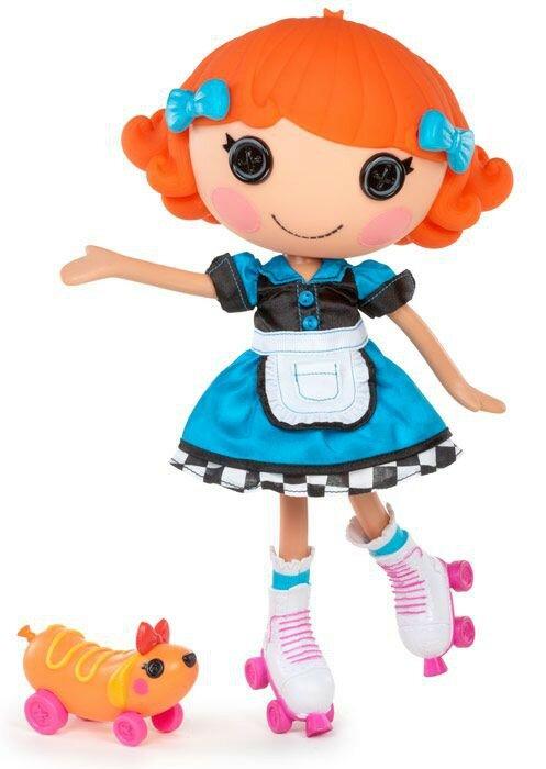 Хозяюшка лалалупси кукла
