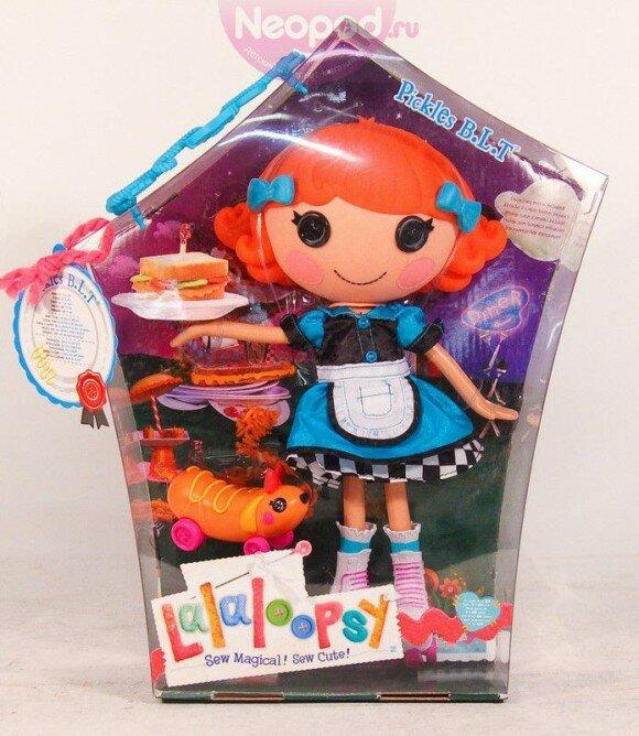 Хозяюшка лалалупси кукла2