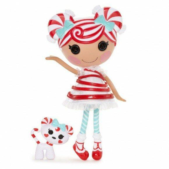 Карамелька лалалупси кукла