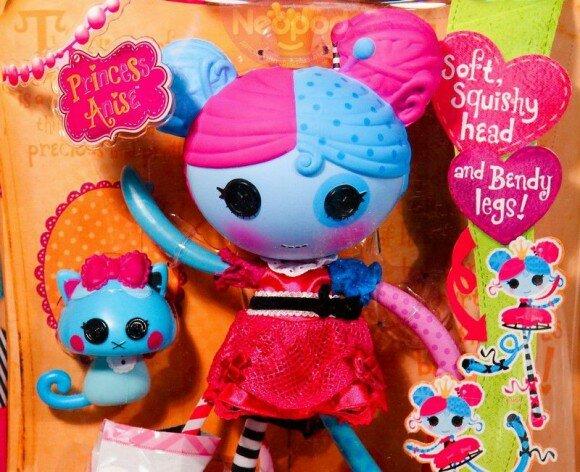 Принцесса анис лалалупси кукла