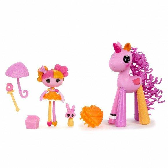 Принцесса маленький орешек лалалупси кукла