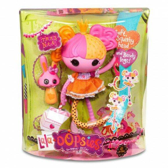 Принцесса маленький орешек лалалупси кукла2