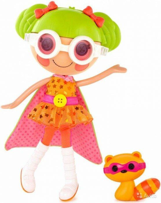 Супергерой лалалупси кукла2