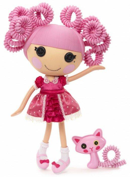 веселые пружинки кукла лалалупси