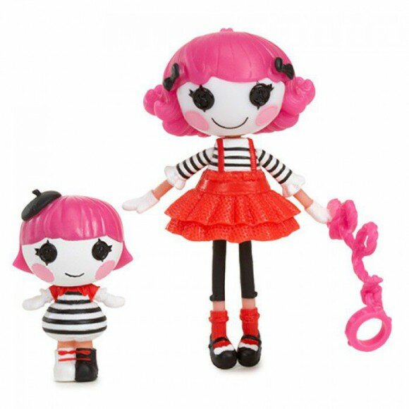 Веселый мим лалалупси кукла 2